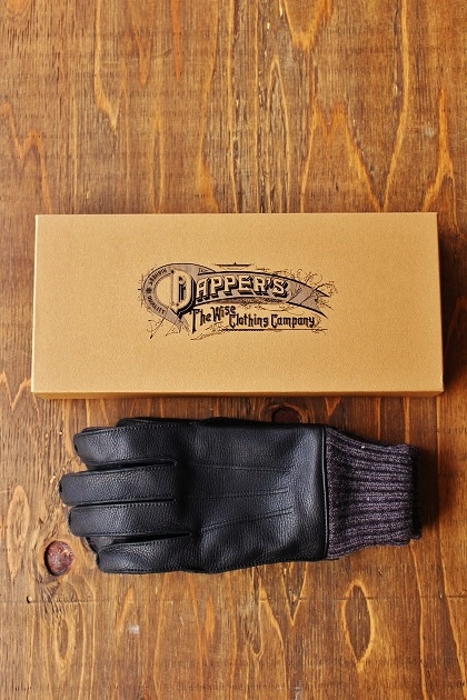 DAPPERS COWHIDE Leather Glove (5)