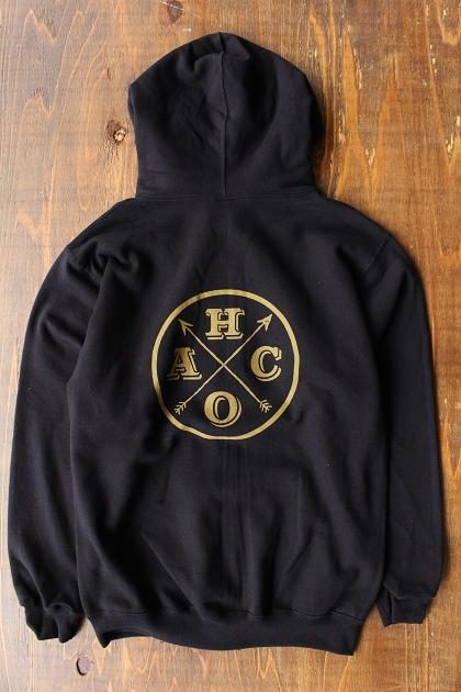 Arrowhead Zip Up Hoodie (5)
