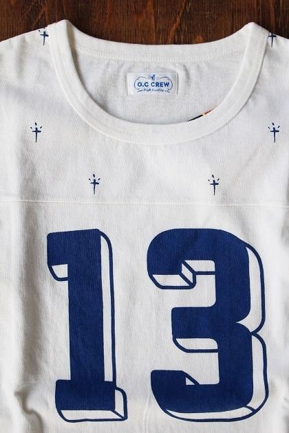 OC CREW THIRTEEN FOOTBALL TEE (9)