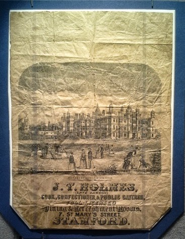 1850s shopping bag