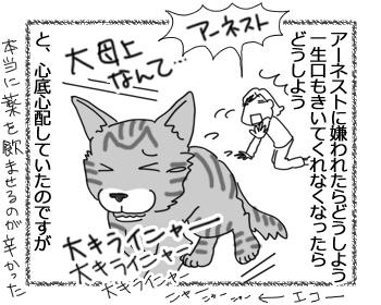 羊の国のラブラドール絵日記シニア!!「嫌わないでね」3