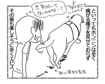 羊の国のラブラドール絵日記シニア!!「かわいそうな俺様」2