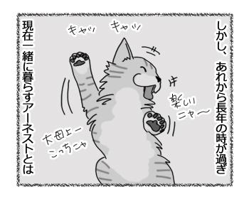 羊の国のラブラドール絵日記シニア!!「猫との暮らしに見る時代の流れ」2