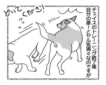 羊の国のラブラドール絵日記シニア!!「クリッカー・トレーニング」3