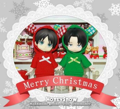 "【HoneySnow】 ☆""Merry*Christmas""☆ クリスマス"