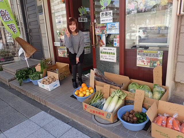 野菜直売 (1)