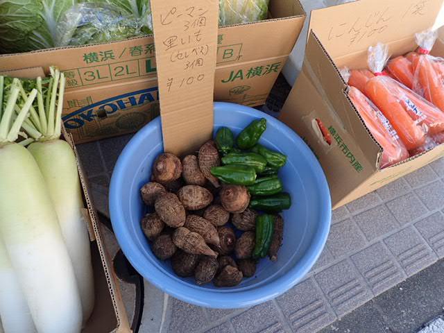 野菜直売 (5)