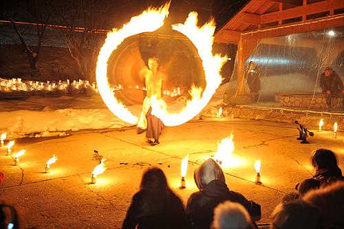 湯野上温泉火祭り プレイバック0062