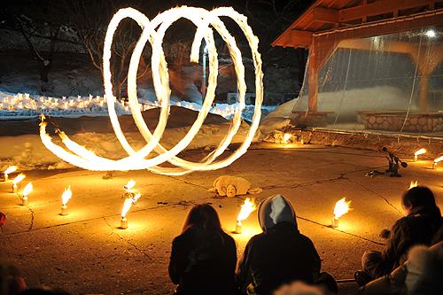 湯野上温泉火祭り プレイバック0061