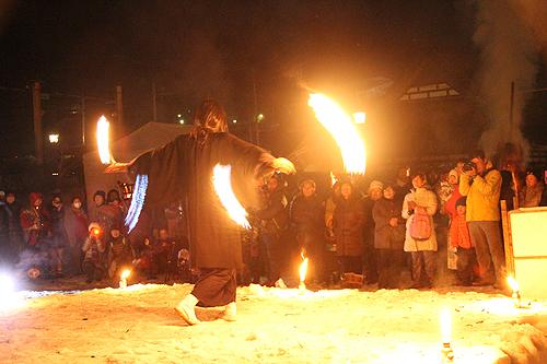 湯野上温泉火祭り プレイバック0038