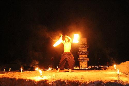湯野上温泉火祭り プレイバック0041