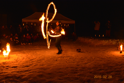 湯野上温泉火祭り プレイバック0037