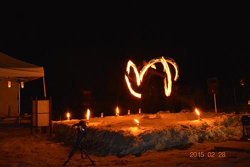 湯野上温泉火祭り プレイバック0035