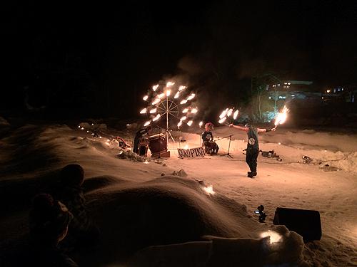 湯野上温泉火祭り プレイバック0029