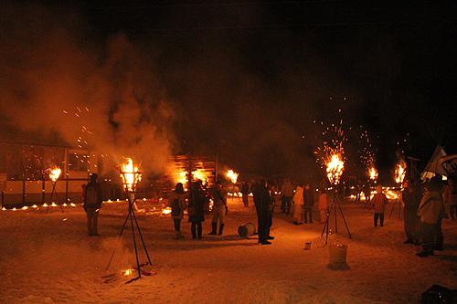 湯野上温泉火祭り プレイバック0018