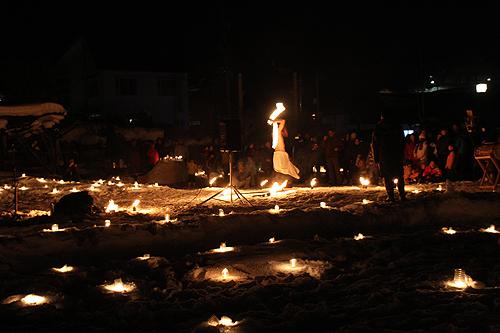 湯野上温泉火祭り プレイバック0019