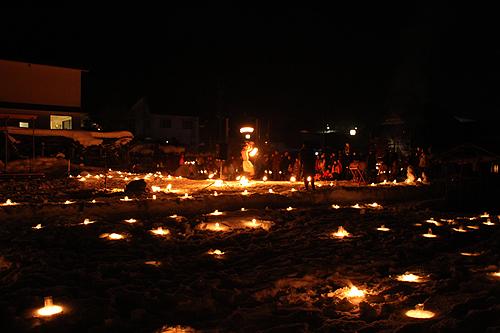 湯野上温泉火祭り プレイバック0020