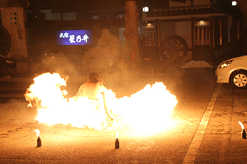湯野上温泉火祭り プレイバック0013