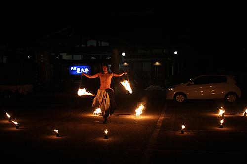 湯野上温泉火祭り プレイバック0012