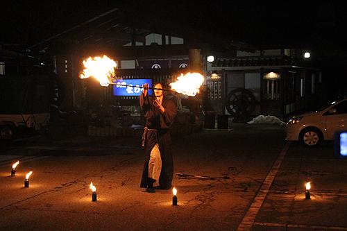 湯野上温泉火祭り プレイバック0008