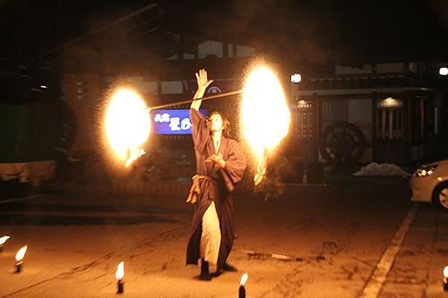 湯野上温泉火祭り プレイバック0009