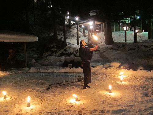 湯野上温泉火祭り プレイバック0004