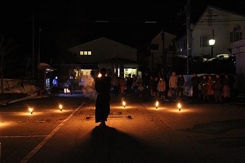 湯野上温泉火祭り プレイバック0005