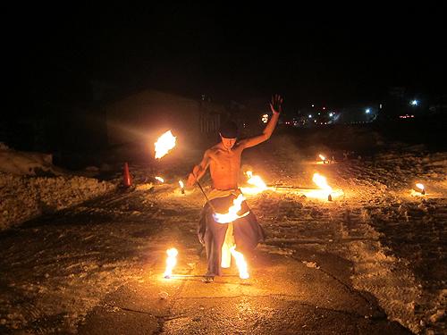 湯野上温泉火祭り プレイバック0001