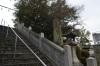 龍神社石段