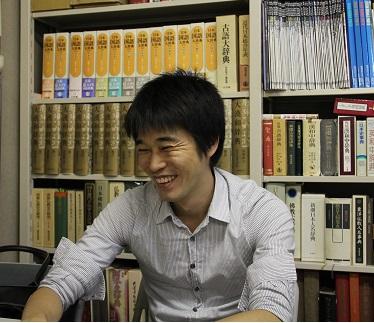 金子貴昭先生