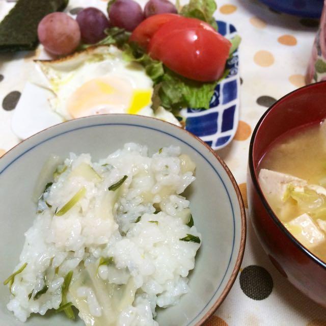 2016-01-07 七草粥 - 1