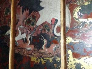 陽明門壁画