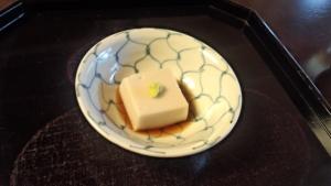 ゴマ豆腐高井