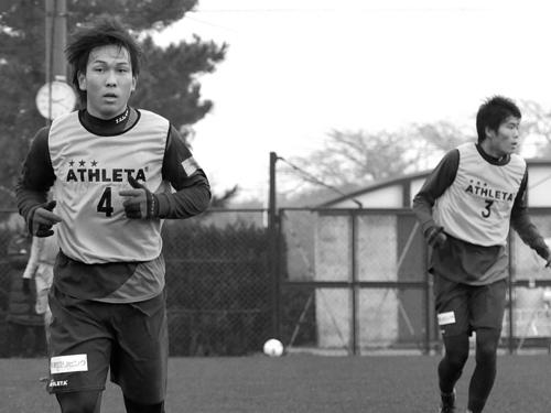 20160123雁ノ巣クニ&タケ