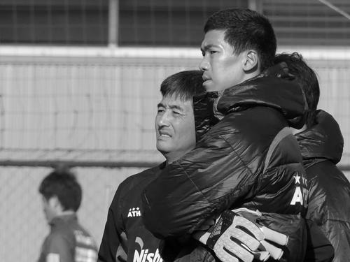 20160130雁ノ巣ボムヨン2