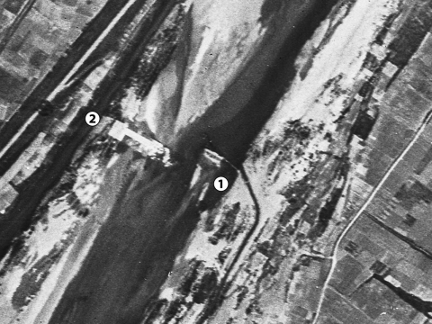 CA-143堰堤