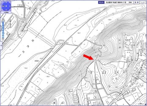 名古屋市都市計画図S39-S43 20160227