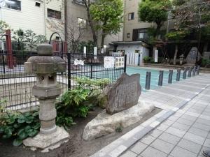 樋口一葉記念公園