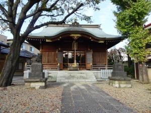 田端八幡神社