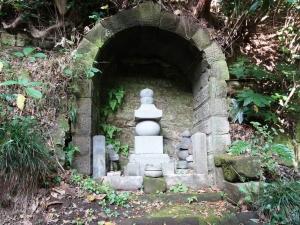 関谷光則の墓