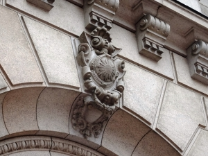 建物の装飾