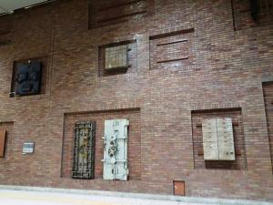 古い建物の記憶
