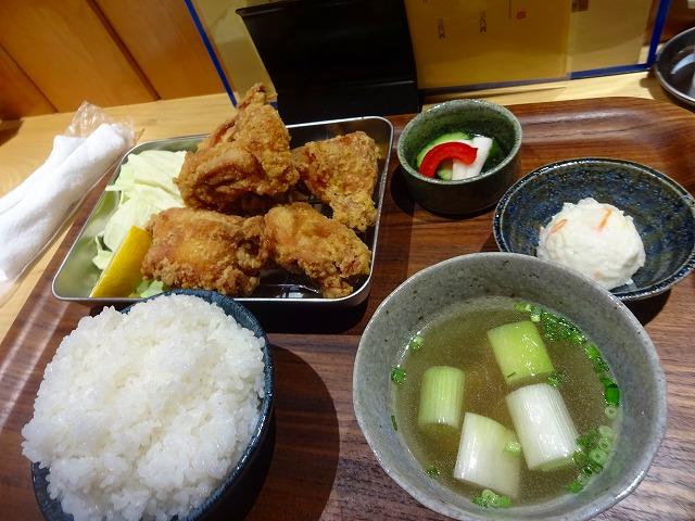 侍 唐揚げ2 (3)