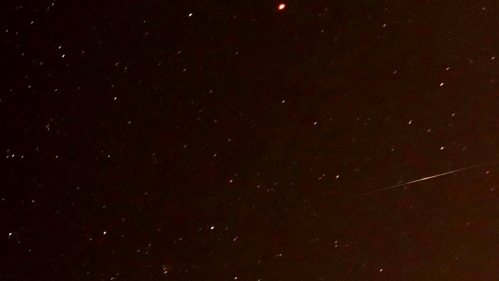 オリオン座流星群2