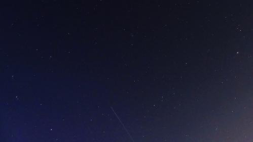 オリオン座流星群3
