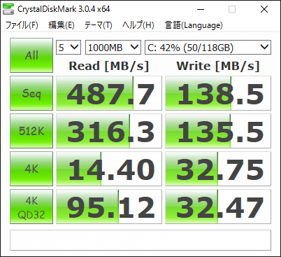 Gaming15-ak000_CrystalDiskMark_SSD 128GB_03