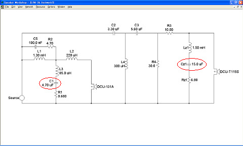 ネットワーク回路赤丸入り
