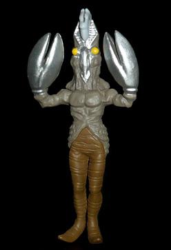 宇宙忍者 バルタン星人二代目