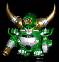 ミラーモンスター 鋼の巨人マグナギガ