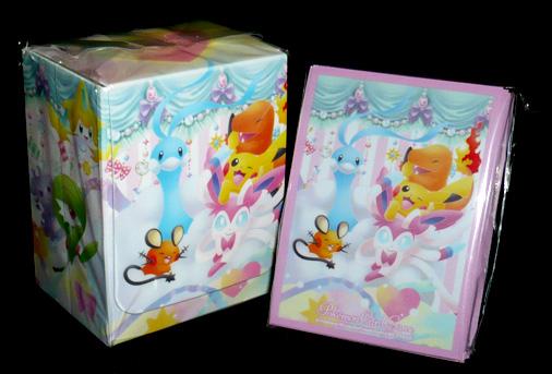 ポケモンカードゲームXY BREAK コンセプトパック ポケキュンコレクション プレミアムポケキュン♥セット